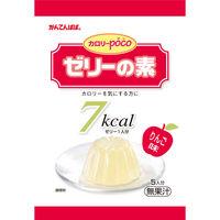 【かんてんぱぱ】カロリーポコ りんご味