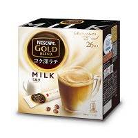 ゴールドブレンド コク深ラテ ミルク