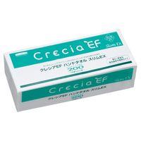 日本製紙クレシア クレシアEFハンドタオル ソフトタイプ200スリムEX 37030 1個(200組入)