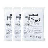 山崎産業 業務用ドライシートE 600 1セット(90枚)