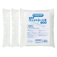 業務用ウェットシートE 600 1セット(90枚)