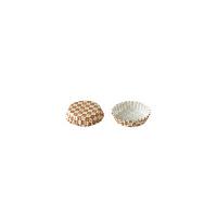 天満紙器 PTC06020-B ペットカップ 茶ブロック 4499070 1箱(12000枚入) (取寄品)