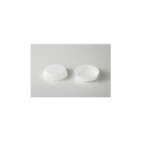 天満紙器 PTC09030-W ペットカップ 白無地 4499079 1箱(4500枚入) (取寄品)