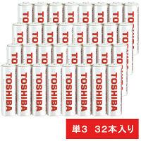 東芝 ニッケル水素電池 TNH-3WB4P 1セット(32本)