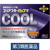 【第3類医薬品】コリアフターパップF冷感 40枚 東和製薬
