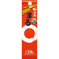 白鶴 サケパック まる 3000ml