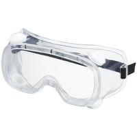 ASKUL(アスクル) 一眼型保護 「現場のチカラ」 セーフティーゴーグル ベンチレーションあり
