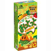 森永製菓 ベジタブルおっとっと コンソメ味 50g 1箱
