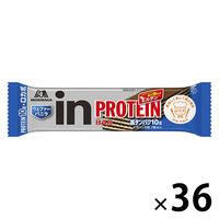 ウイダーinバー プロテイン バニラ味 1セット(36本入) 森永製菓  栄養補助食品