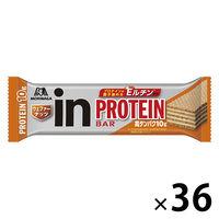 ウイダーinバー プロテイン ナッツ味 1セット(36本入) 森永製菓  栄養補助食品