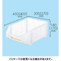 組み合わせ収納ボックスクリア LL 4個