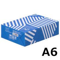 コピー用紙 マルチペーパー スーパーエコノミー+ A6 1冊(500枚入) アスクル
