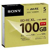 ソニー ソニー録画用BD-RE 3層100GB 5BNE3VCPS2 1パック(5枚入)