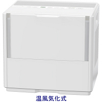 DAINICHI(ダイニチ) ハイブリッド式加湿器 白 HD-151