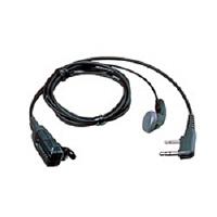 JVCケンウッド トランシーバー用イヤホンマイク EMC-3 2ピン対応 クリップ型マイク