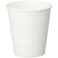 サンナップ エンボスカップ ホワイト 210ml(7オンス) 1箱(1500個:50個入×30袋)
