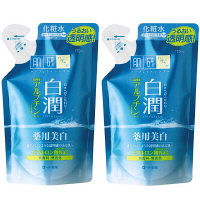 肌研(ハダラボ) 白潤 薬用美白化粧水 詰替 170mL×2個セット ロート製薬