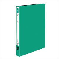 リングファイルA4縦 背幅29mm 緑