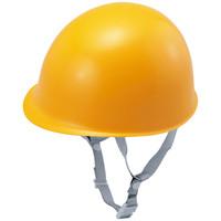 タニザワ 工事用 防災用 電気用 MPタイプヘルメット 黄 頭囲/53〜62cm ST#148-EZ(Y-02)T16 1セット(10個)