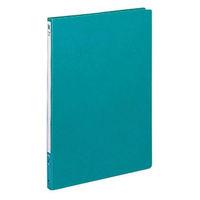 コクヨ レターファイル(色厚板紙) A4タテ グリーン フ-550G 1袋(10冊入)
