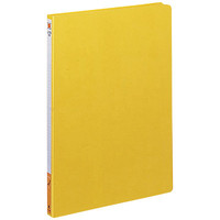 コクヨ レターファイル(色厚板紙) A4タテ イエロー フ-550Y 1袋(10冊入)