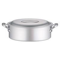 アルミ マイスター外輪鍋 36cm ガス火専用 ASTC136 北陸アルミニウム (取寄品)