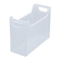 ナカバヤシ ファイルボックス 半透明 E04 A4 FB-E04 1セット(5個)