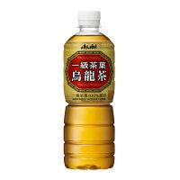 アサヒ飲料 一級茶葉烏龍茶 600ml 1箱(24本入)