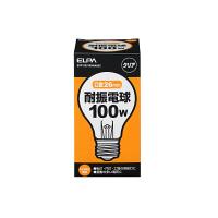 朝日電器 耐振電球100W EVP110V100WA60C