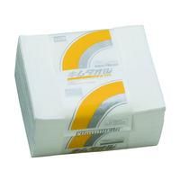 日本製紙クレシア キムタオル ホワイト4つ折り 61011 1ケース(1200組)
