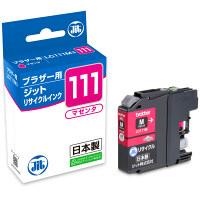 ジット リサイクルインク JIT-B111M マゼンタ(ブラザー LC111M互換) LC111シリーズ