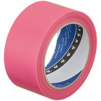 寺岡製作所 養生テープ P-カットテープ No.4140 塗装養生用 ピンク 幅50mm×長さ25m巻 1巻