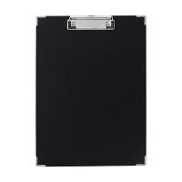 キングジム クリップボード BF 黒 308BFクロ (直送品)