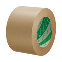 ニチバン クラフト粘着テープ 茶 75mm×50m巻 3121-75