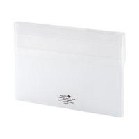 リヒトラブ コングレスケース薄型 乳白 A-5035-1 (直送品)
