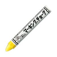 寺西化学工業 マーキングチョーク黄 10本 B-CMK-T5 (直送品)