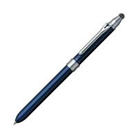 プラチナ万年筆 SENSYスタイラスペン ブルー軸 3色 0.7mm BWBT-2000#56 (直送品)