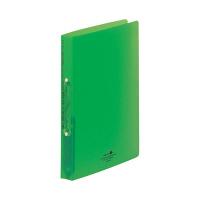 リヒトラブ ツイストリングファイルA4S 黄緑 F5005-6 (直送品)