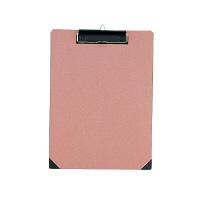 プラス クリップボード A4E ピンク FL-011CP PK (取寄品)