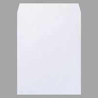 マルアイ 事務用封筒 PK-138W 角3 白 100枚 郵便番号枠なし 接着テープ無 (直送品)