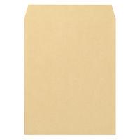 マルアイ 事務用封筒 PK-158 角5 100枚 クラフト 郵便番号枠なし 接着テープ無 (直送品)