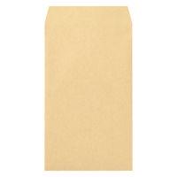 マルアイ 事務用封筒 PK-188 角8 100枚 クラフト 郵便番号枠なし 接着テープ無 (直送品)