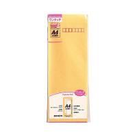 マルアイ ワンタッチ封筒 PNO-40 長40 38枚 クラフト 郵便番号枠あり 接着テープ付 (直送品)