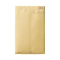 うずまき パースルバッグ タ111-10 B5判 10枚 クラフト 封緘シール付 (直送品)