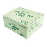 丸三産業 アルコリーフαONE 1箱(1枚入×200包) HF35900
