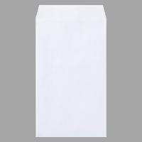 マルアイ 事務用封筒 PK-188W 角8 白 100枚 郵便番号枠なし 接着テープ無 (直送品)