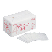 オオサキメディカル RPクロスガーゼ4号 1袋(200枚入) 21801