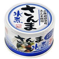 マルハニチロ さんま水煮 1缶