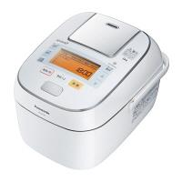 パナソニック 可変圧力IHジャー炊飯器 SR-PW105-W