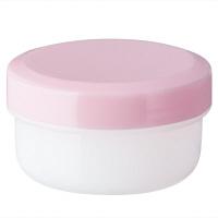 金鵄製作所 アルファ軟膏壺(増量型軟膏容器) 12mL ピンク 1セット(250個:50個入×5袋)